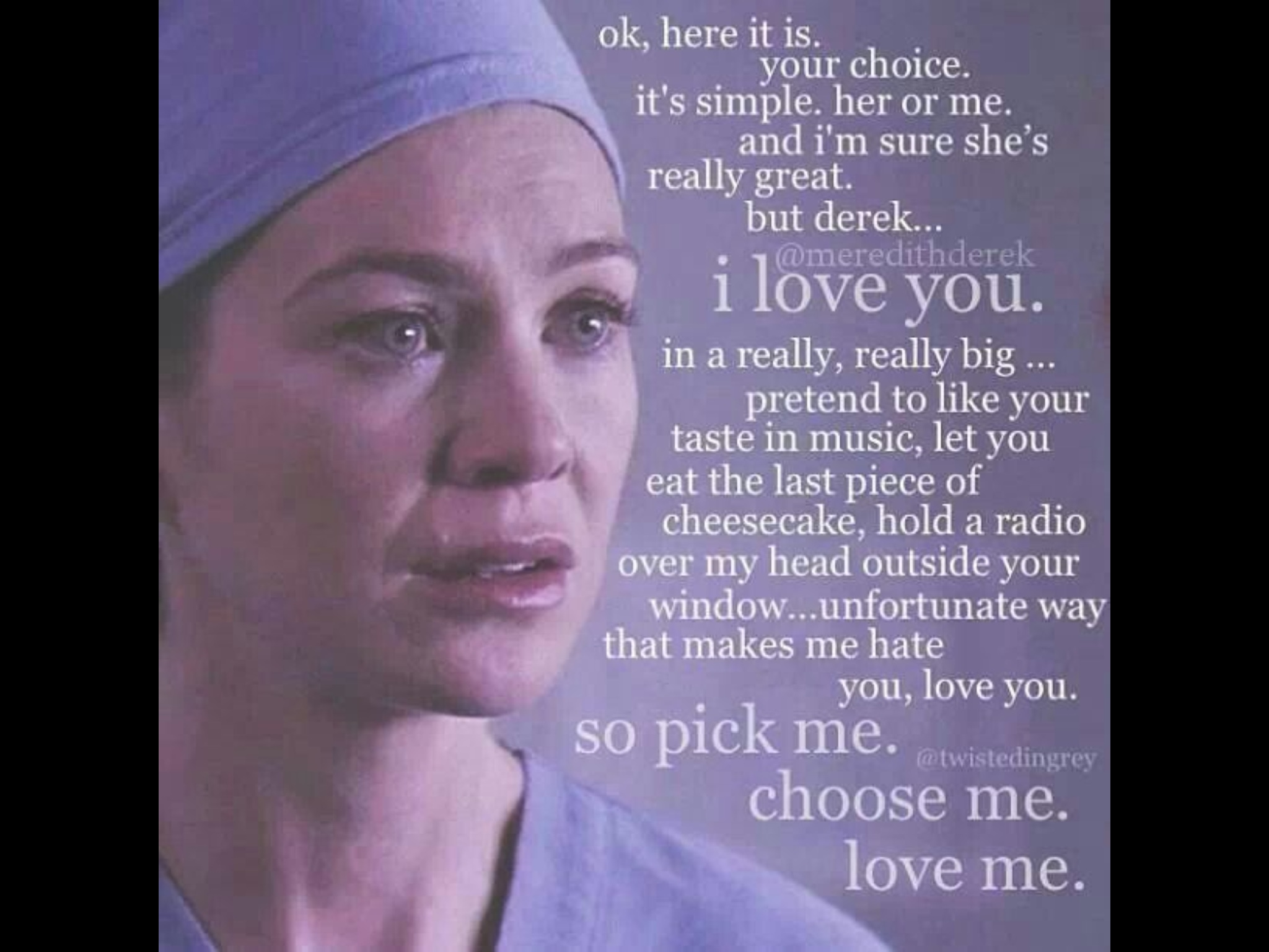 love greys anatomy quote - 736×728